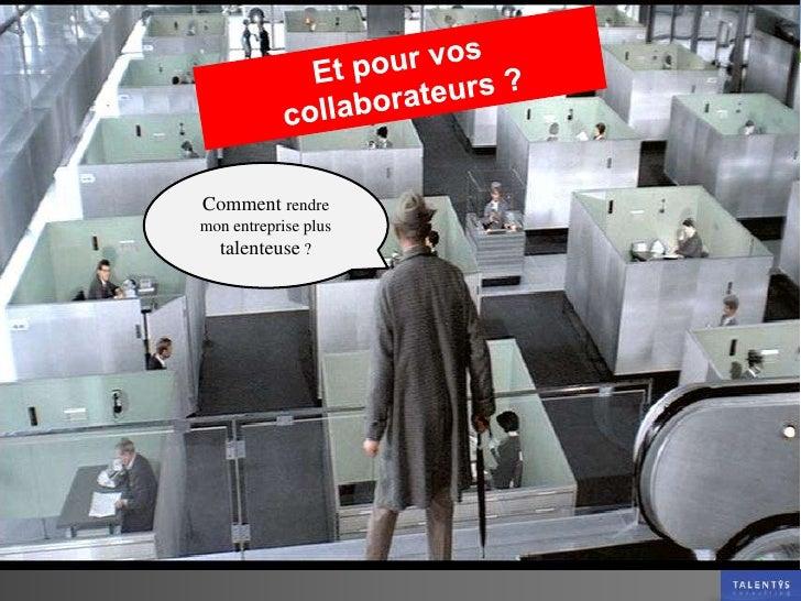 Reinventer les RH grace au Web 2.0 Slide 3