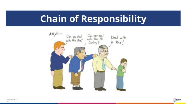 Chain Of Responsibility Design Pattern Java - Best Chain 2018