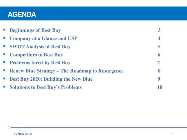 Best Buy Corporation Strategic Management Analysis