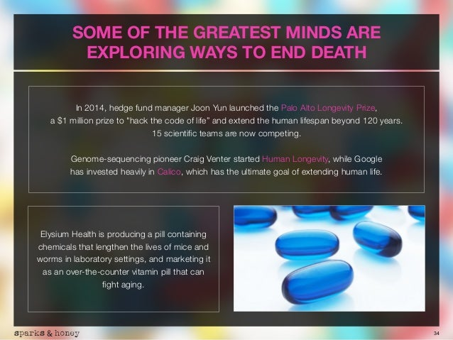 34 SOME OF THE GREATEST MINDS ARE EXPLORING WAYS TO END DEATH In 2014, hedge fund manager Joon Yun launched the Palo Alto ...