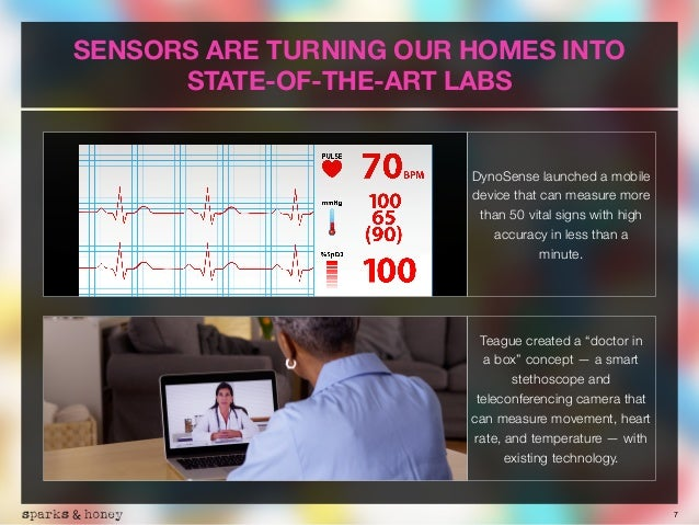 7 SENSORS ARE TURNING OUR HOMES INTO STATE-OF-THE-ART LABS DynoSense launched a mobile device that can measure more than 5...
