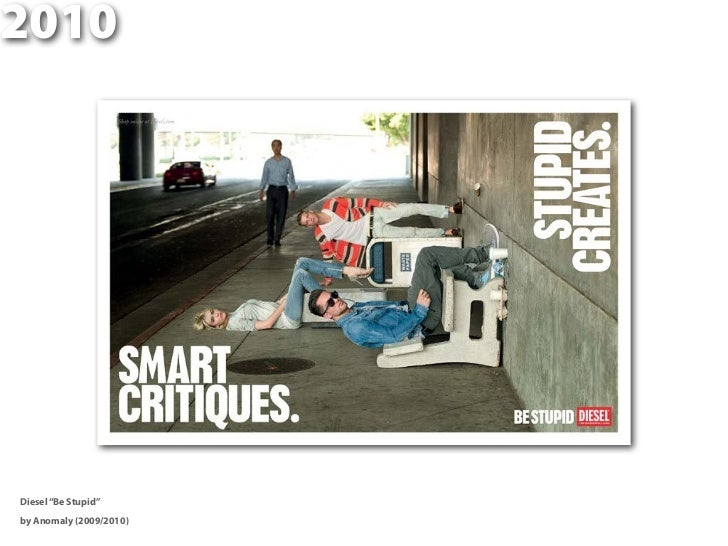 2010Billboard Yourself (2009)Almap BBDO (Brazil)Cannes Lions 2010 Grand Prix in Print, few Golds(my choice for Outdoor Gra...