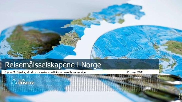 Reiselivskonferansen 2011 dag 2 Slide 3