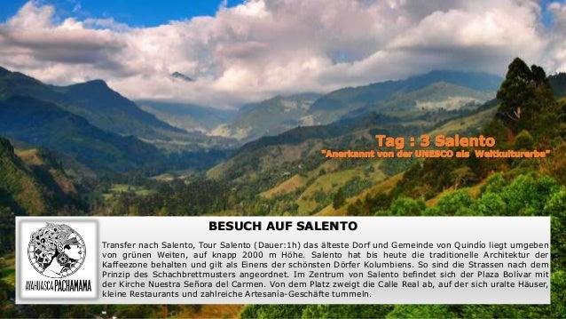 Termal Anlage von Santa Rosa de Cabal An den Ausläufern des Naturparks Los Nevados, befindet sich der Badeort Santa Rosa d...