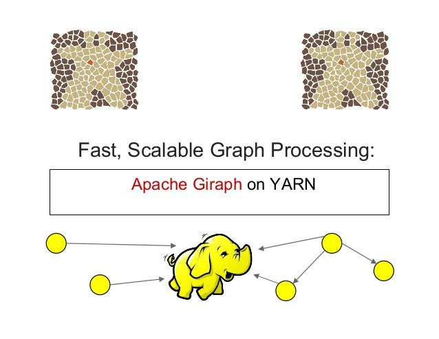 Fast, Scalable Graph Processing: Apache Giraph on YARN
