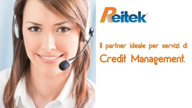 Il partner ideale per servizi di  Credit Management.