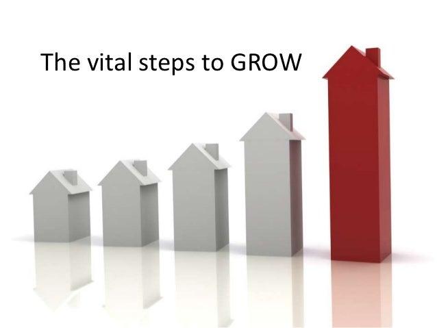 The vital steps to GROW