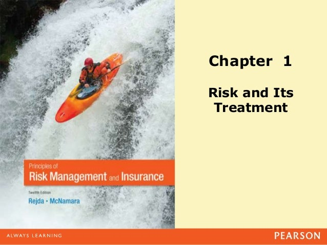 Chapter 1 Risk and Its Treatment