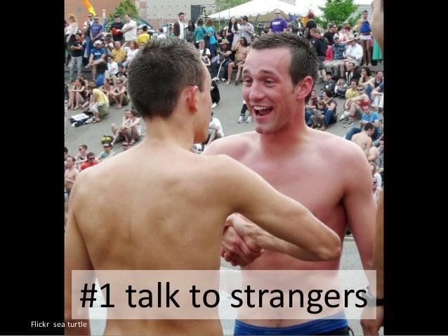 #1 talk to strangers Flickr sea turtle