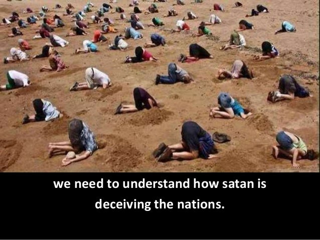 """The Scripture warns us of """"The lawless one,… according to the working of satan, with all power, Signs and lying wonders."""" ..."""