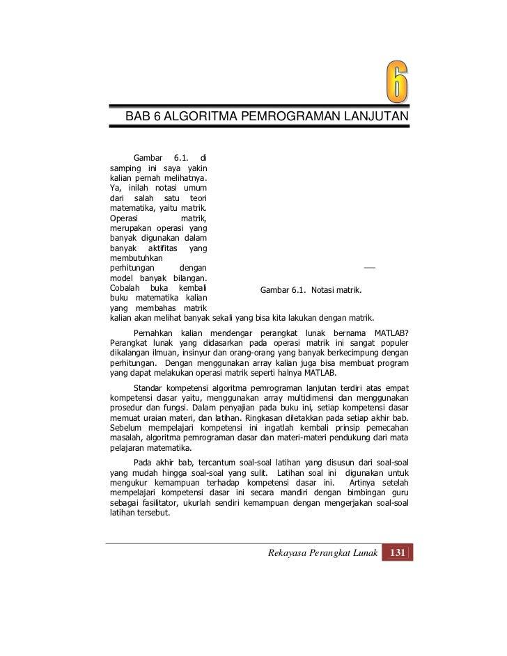Rekayasa Perangkat Lunak Untuk Smk Jilid 2