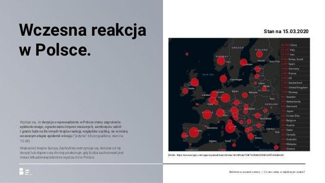 Wydaje się, że decyzja o wprowadzeniu w Polsce stanu zagrożenia epidemicznego, ograniczeniu imprez masowych, zamknięciu sz...