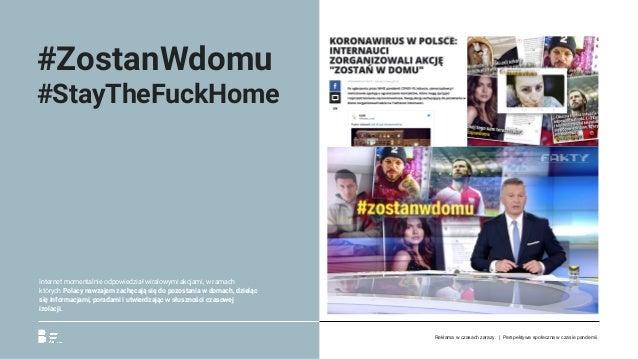 Internet momentalnie odpowiedział wiralowymi akcjami, w ramach których Polacy nawzajem zachęcają się do pozostania w domac...