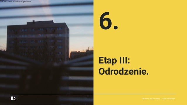 Etap III: Odrodzenie. 6. Reklama w czasach zarazy. | Etap III: Odrodzenie. fot. Emilia Niedźwiedzka, unsplash.com