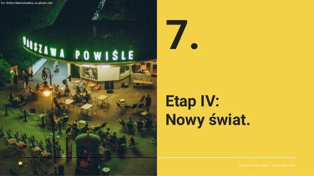 Etap IV: Nowy świat. 7. Reklama w czasach zarazy. | Etap IV: Nowy świat. fot. Emilia Niedźwiedzka, unsplash.com
