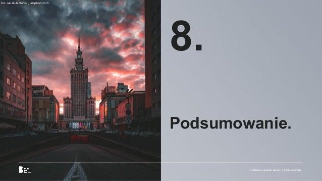 Podsumowanie. 8. Reklama w czasach zarazy. | Podsumowanie. fot. Jacek Jabłoński, unsplash.com