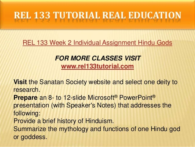 rel 133 hinduism Week 2 rel/133 hindu gods presentation or week 2 rel/133 hindu gods presentation week 2 rel/133 hindu gods presentation week 2 rel/133 hindu gods presentation week 2.