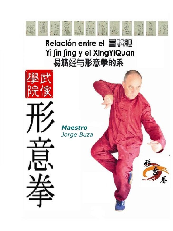 Maestro  Jorge Buza