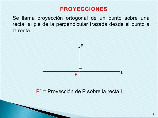 Relaciones metricas en el triangulo Slide 2