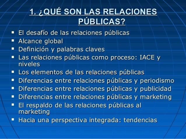 definicion de relaciones publicas essay Introducción para comenzar a tratar el tema de las relaciones públicas tenemos que hablar primeramente de las relaciones de las personas entre sí.