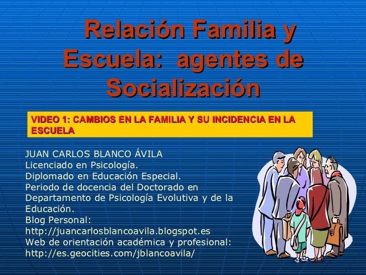 Relacion Familia Escuela