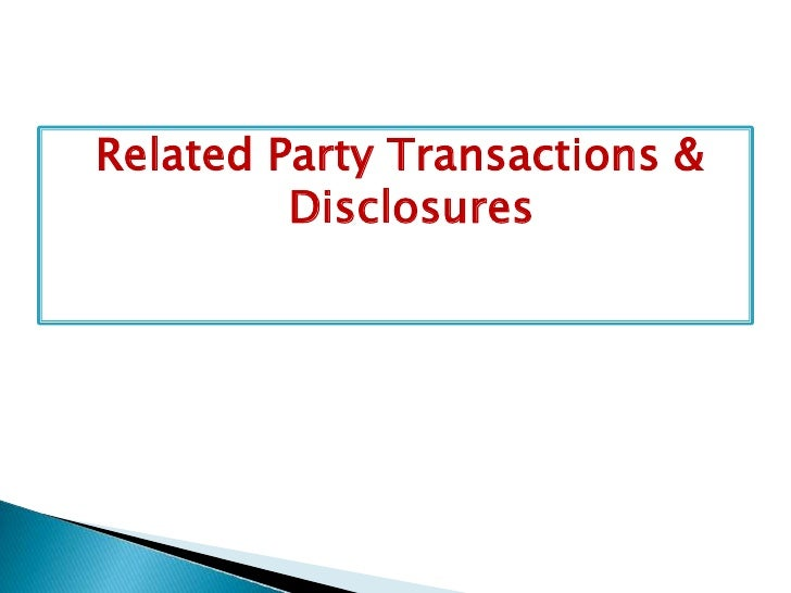 related party transactions essay Related skills, the programme contains a component which instructs on the practice of negotiation  negotiation theory and practice:.