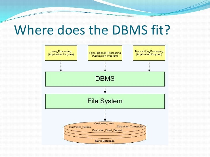 difference between mis and dbms