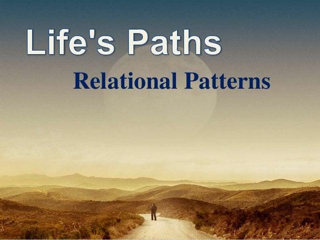 Relational Patterns