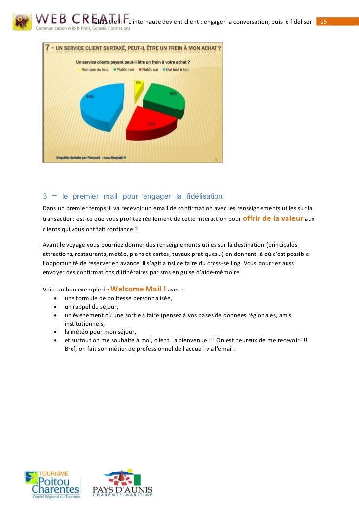 Chapitre II – Linternaute devient client : engager la conversation, puis le fideliser   253 – le premier mail pour engager...