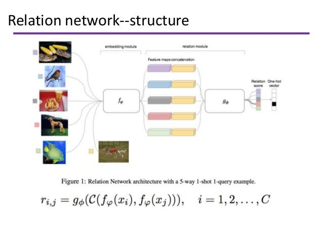 Relation network--structure