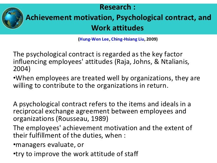 to what extent is psychological contract To what extent is psychological contract applicable in the 21st century psychological contract, not written compared to legal contract, is mostly accepted by the two parties in the employment in 21st century, since the nature of work has experienced a great change, psychological contract, which seems to have new content, is paid more attention to than before.