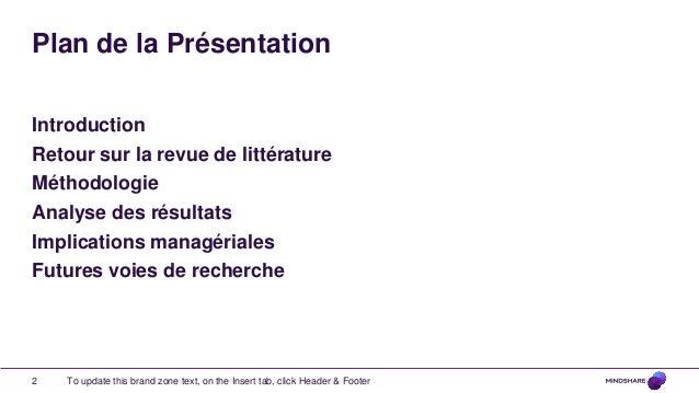 L'impact des agences de communication dans la stratégie de communication annonceurs Slide 2