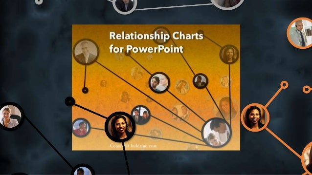 Relationship Charts for PowerPoint Slide 3