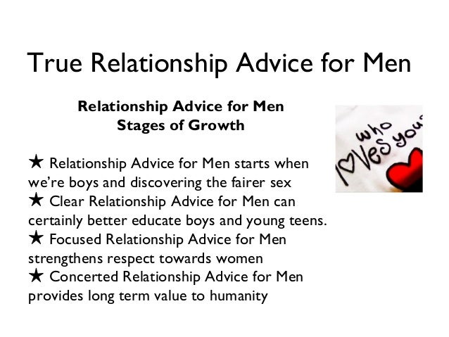 love and relationship advice