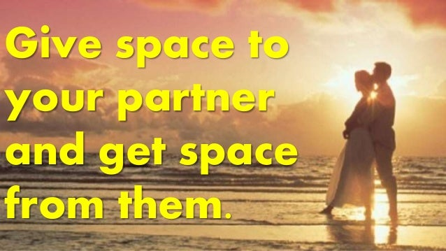 How To Give Your Husband Space While Living Together