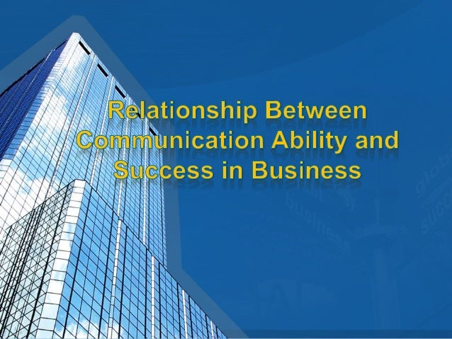 relationship between net and business intelligence