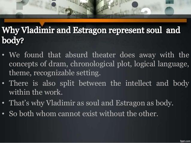 relationship of estragon and vladimir in waiting for godot script
