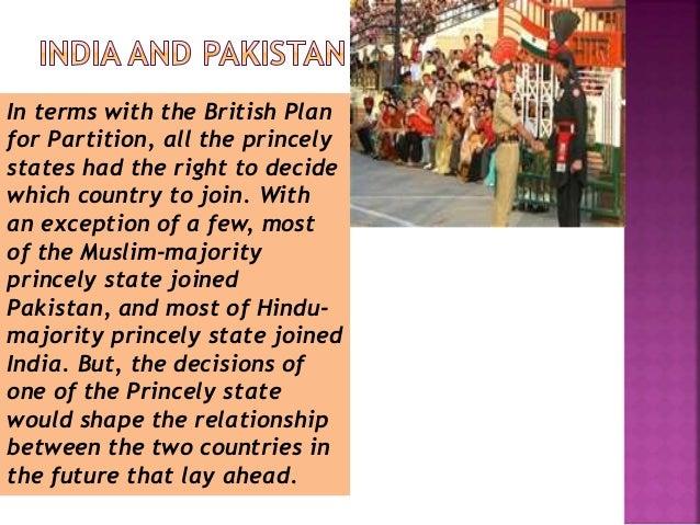 democracy india and pakistan relationship