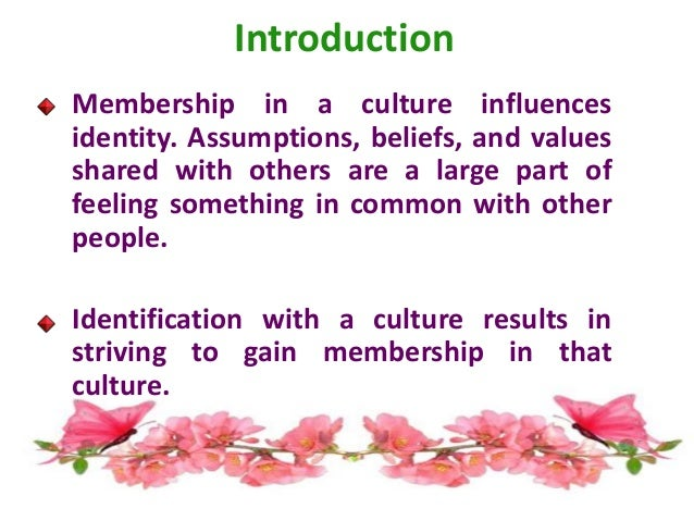 language and identity relationship