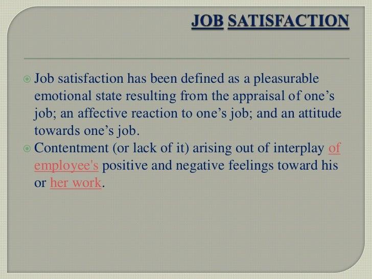 relationship between marriage and job satisfaction Marriage, parenting, and life satisfaction in the measure of global job satisfaction consisted a relationship between satisfaction with life.