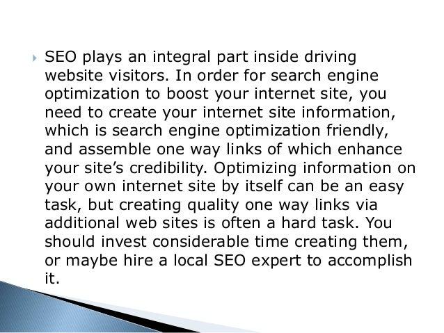 Relationship Between SEO And Social Media Slide 2