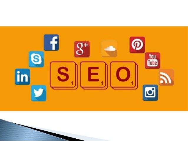 Relationship Between SEO And Social Media Slide 3