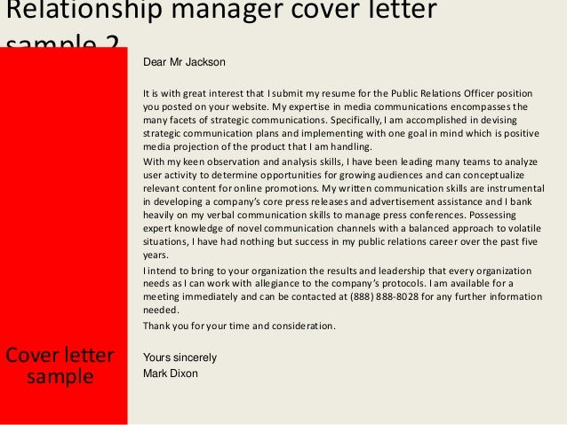 cover letter media relations manager Follow this sample and write your own communications cover letter manager communications and media relations office city of abilene 555 walnut.
