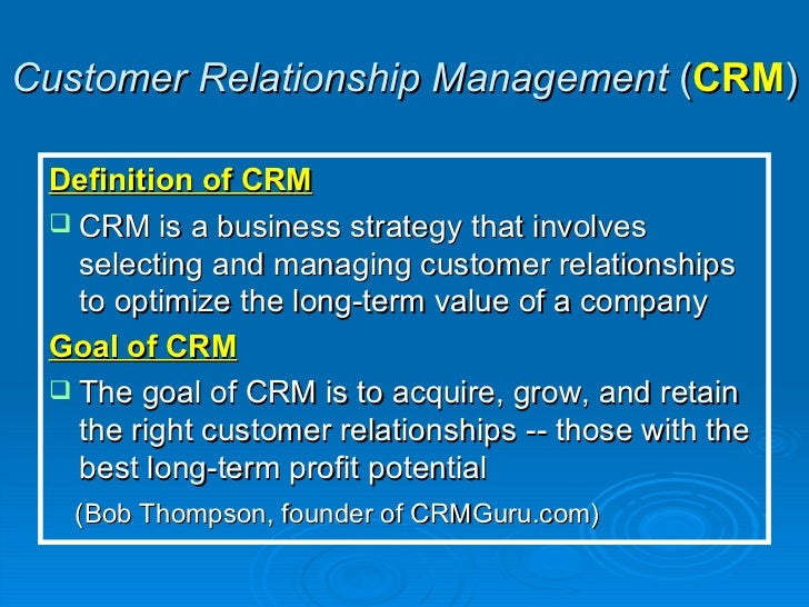 What are the three most important things to consider when choosing a CRM system for your company?