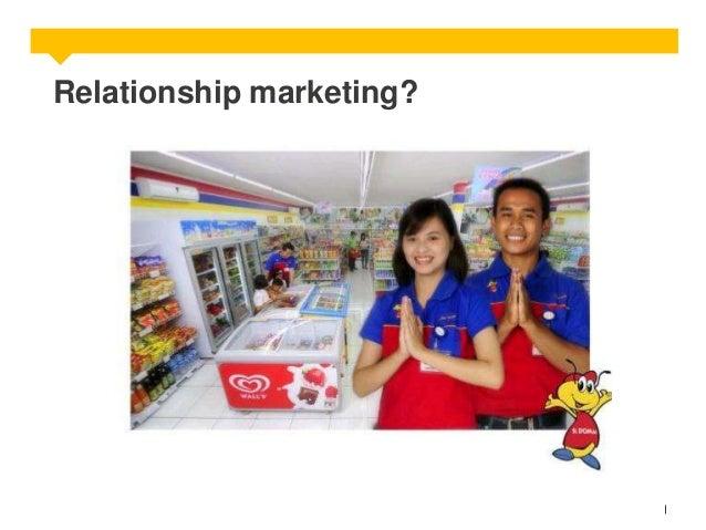 Relationship Marketing Slide 3