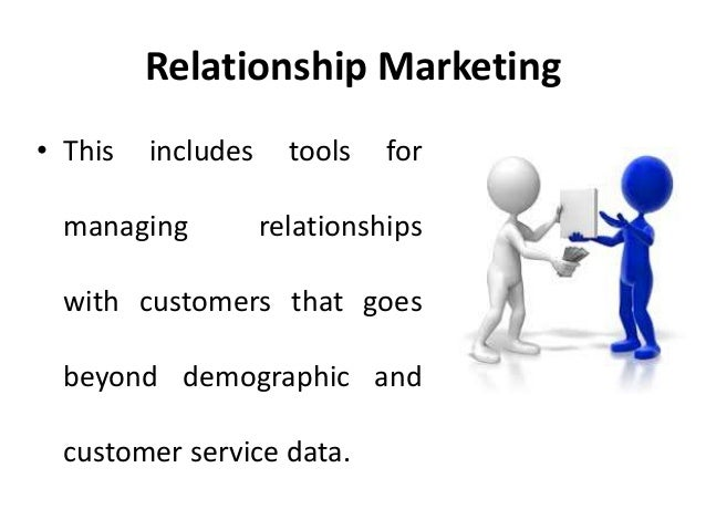liam alvey relationship marketing and customer