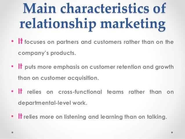 marketing and significant relationship Today brand is a bit more complex, and even more important in today's world of marketing it's the perception that a consumer has when they hear or think of your company name, service, or product.