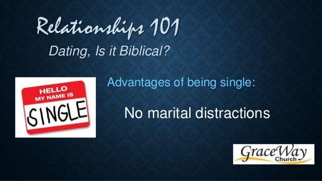 Biblical relationships dating