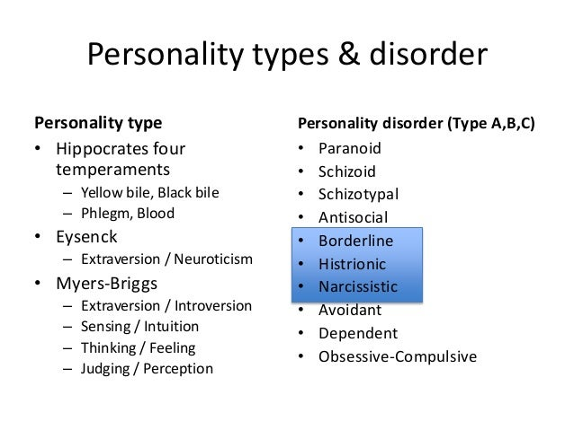 A Comparison of Passive Aggressive and Negativistic Personality Disorders