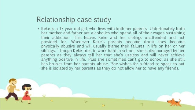 Romantic Relationship - Case Study Example